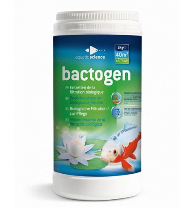 Aquatic Science Bactogen 40M3